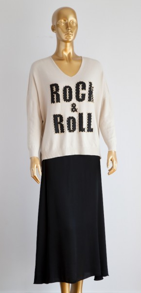 Rock & Roll Pullover von M M Muenchen